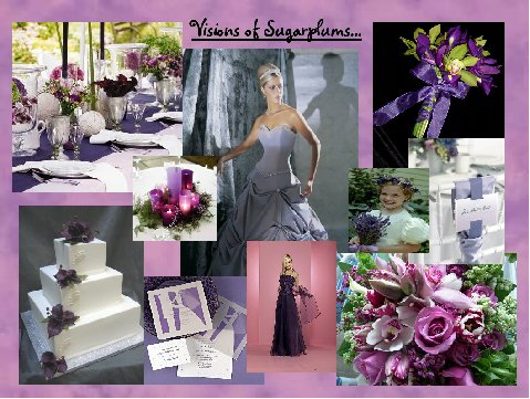 Visions of Sugarplums Inspiration Board