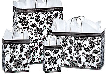 Brocade giftbags