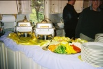 Catering was provided by Chenoweth Golf Club in Akron.